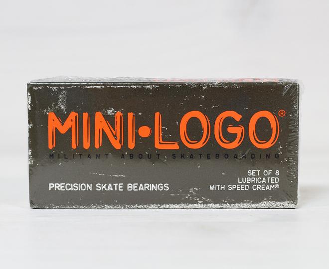 Mini-Logo Bearings