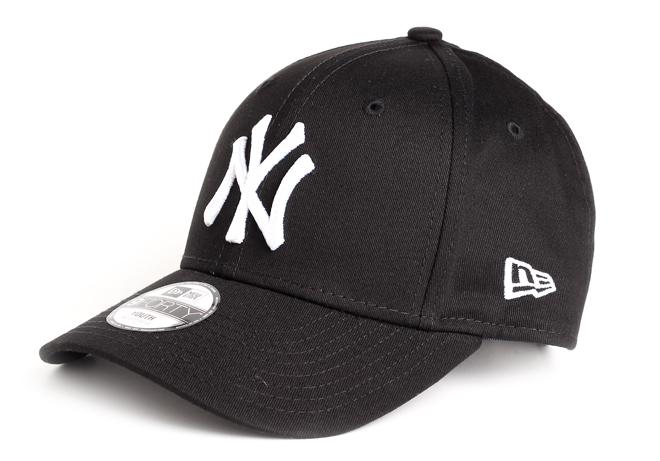 New Era 940 Youth New York Yankees Black