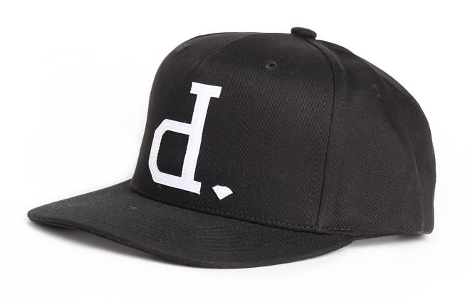 Diamond Un Polo Snapback Black