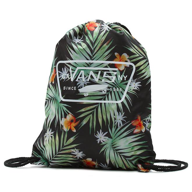 Vans League Benched Bag Black / Decay Palm