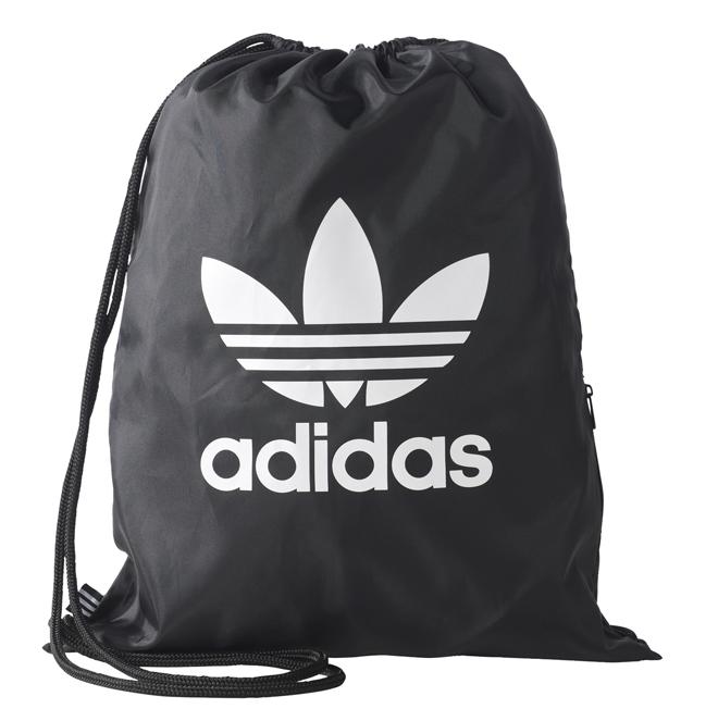 Adidas Trefoil Gym Sack Black