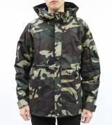 Dickies Wayland Jacket Camo