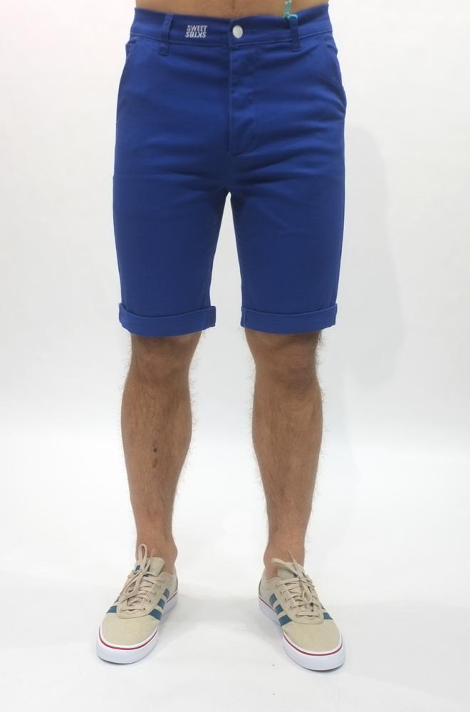 Sweet Standard Chino Shorts Dazzling Blue