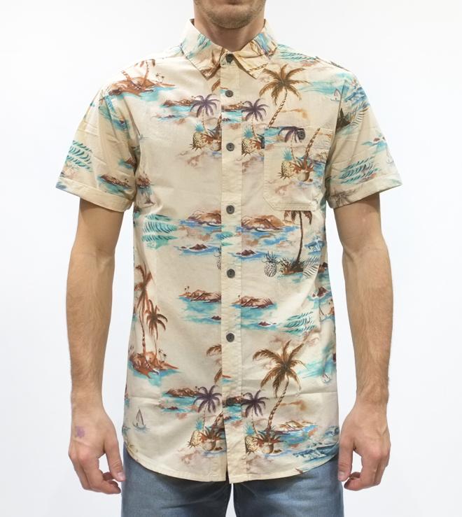 Rip Curl Villa Shirt Natural