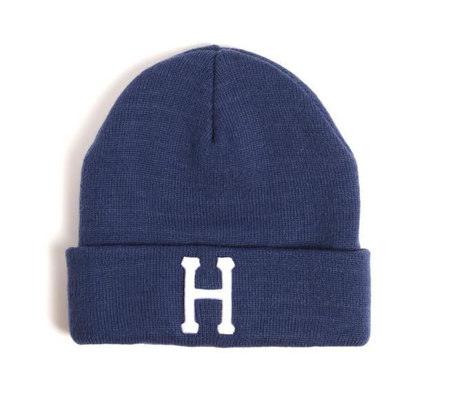 Huf Classic H Beanie Navy