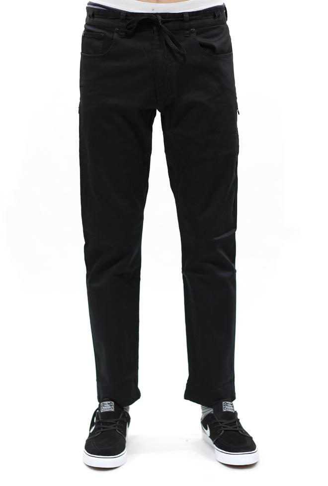 Nike SB FTM Flex 5-Pocket Pant Black