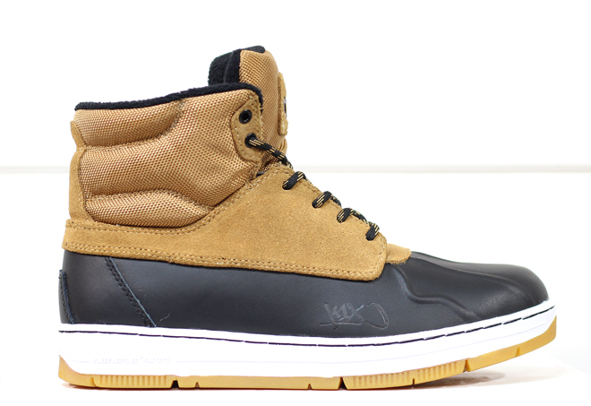 K1X Shellduck Boot Honey / Black