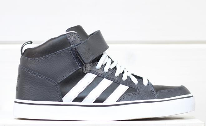 Adidas Varial II Mid Grey / White / Core Black