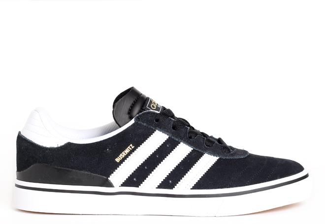 Adidas Busenitz Vulc Black / Running White / Black