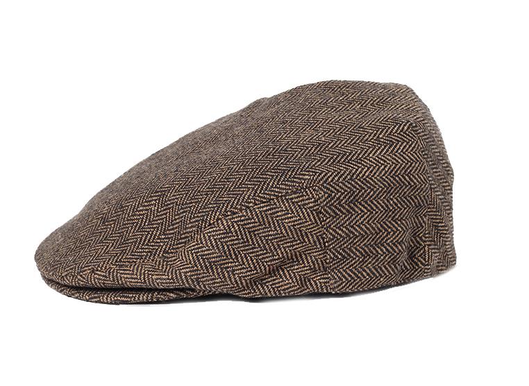 Brixton Hooligan Snap Cap Brown / Khaki