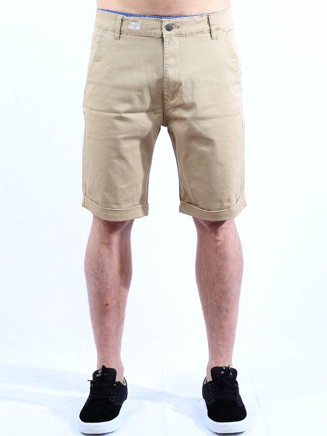 Sweet Chino Shorts Khaki