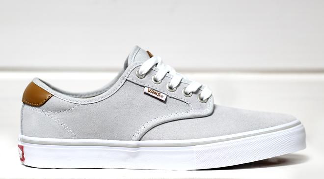 Vans Chima Ferguson Pro Light Grey / White