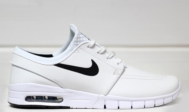 Nike SB Janoski Max L White / Black