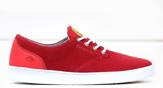 Emerica The Romero Laced Red