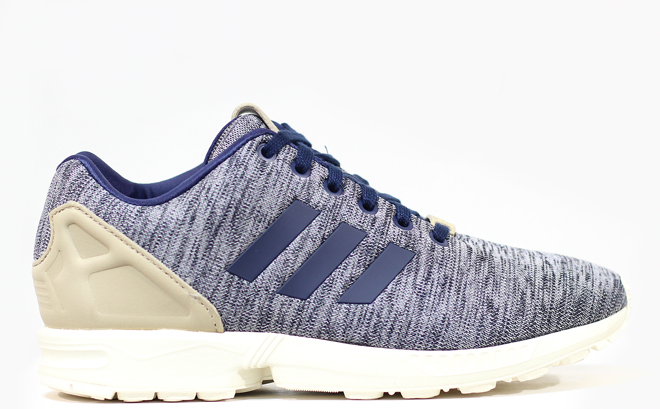 Adidas ZX Flux Collegiate Navy / ST Pale Nude / White