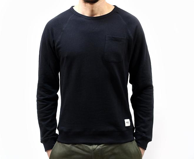 Wemoto Esra Sweater Black