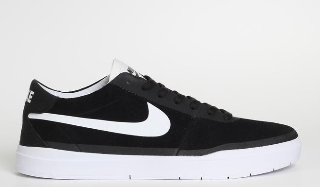 Nike SB Bruin Hyperfeel Black / White - White