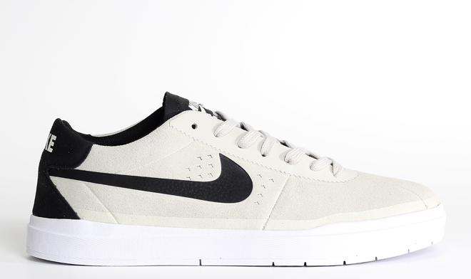 Nike SB Bruin Hyperfeel Summit White / Black - White