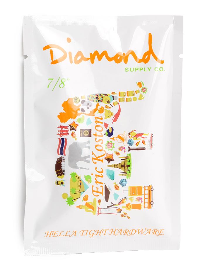 """7//8"""" Diamond Eric Koston Hella Tight Hardware"""