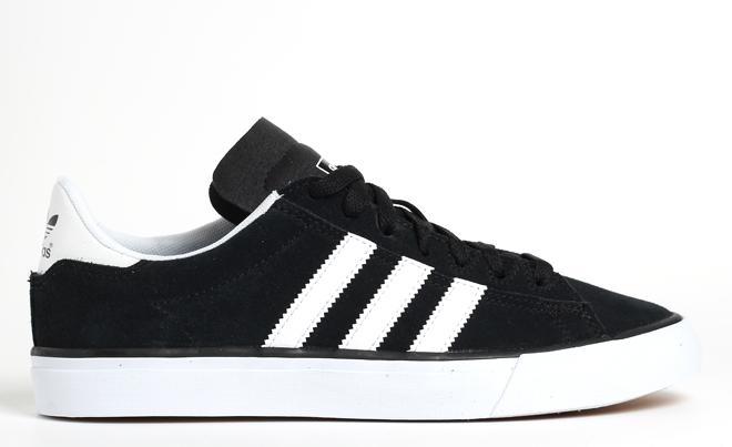Adidas Campus Vulc II Core Black / White