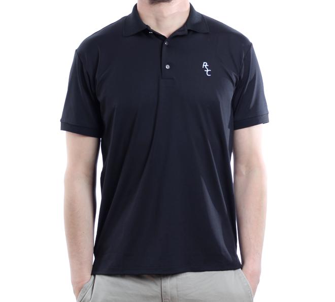 Polar Skate Co. Pique Shirt Black