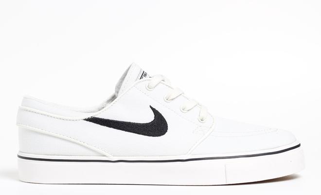 Nike SB Janoski Canvas Summit White / Black