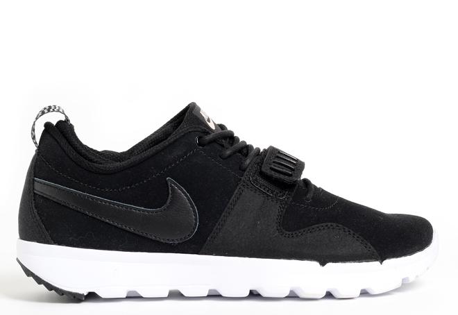 Nike SB Trainerendor L Black / Black - White