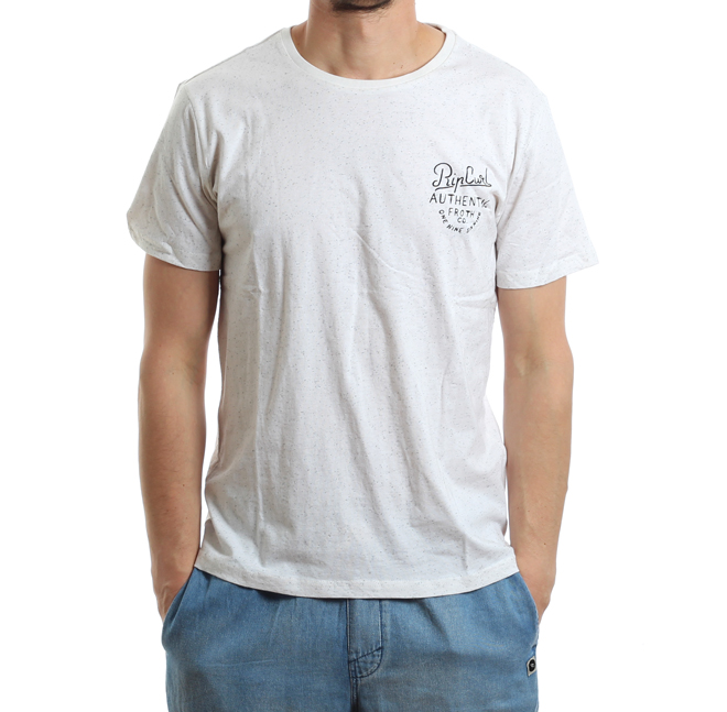 Rip Curl Authentic Froth Tee White Dots