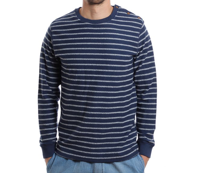 Rip Curl From The Sea Crew Dress Blue
