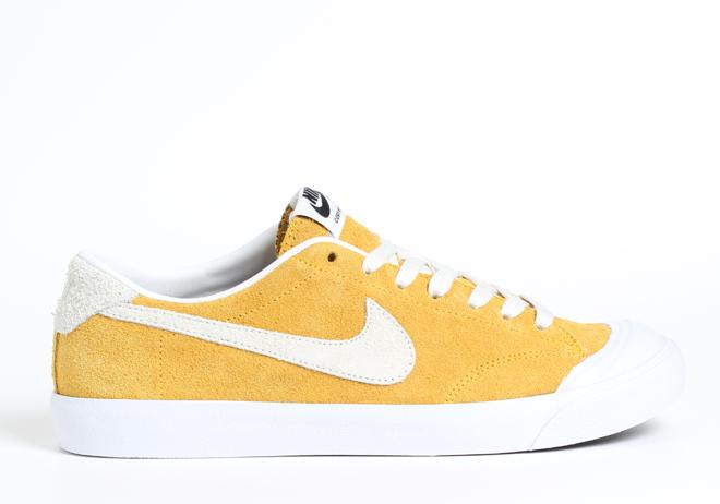 Nike SB All Court CK University Gold / Summit White