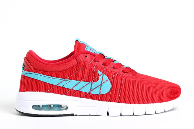 Nike SB Koston Max University Red / OMG Blue - White