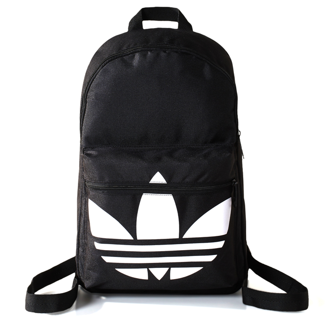 d12a9db99f Adidas Classic Trefoil Backpack Black - Boardvillage