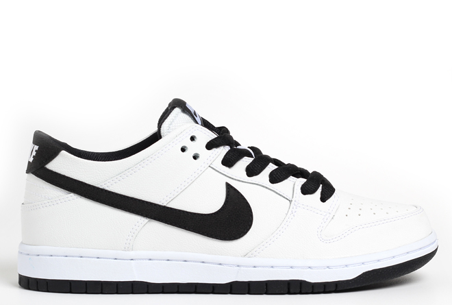 huge discount 64854 e033a Nike SB Dunk Low Pro Ishod Wair White / Black - Boardvillage