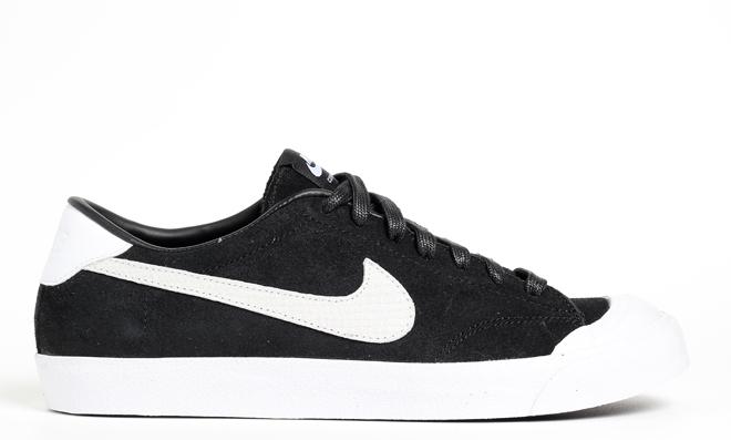 Nike SB All Court CK Quickstrike Black / White