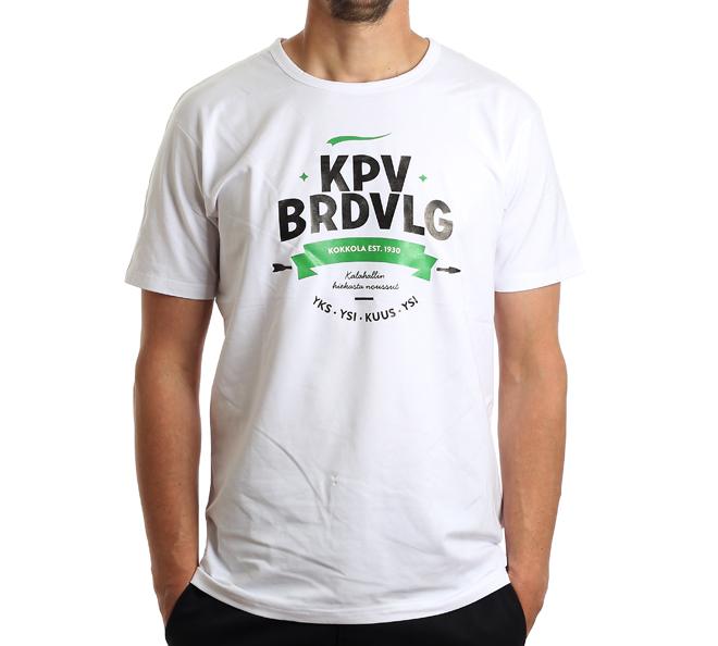 Boardvillage x KPV 69' Tee White
