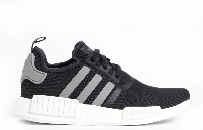 Adidas NMD_R1 Core Black / Solid Grey / White