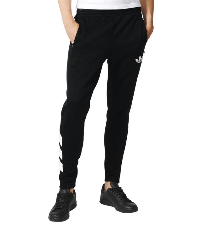 Adidas Trefoil Football Club Track Pants Black