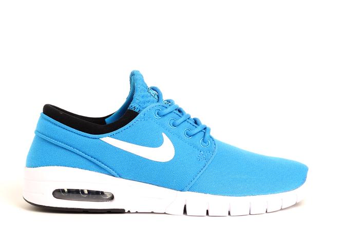 Nike SB Janoski Max Photo Blue / White - Black