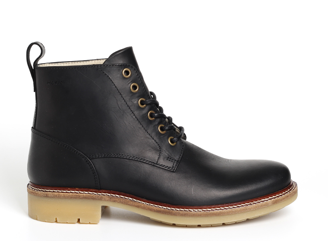 Makia Avenue Boot Black