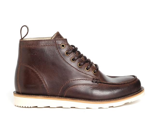 Makia Yard Boot Brown