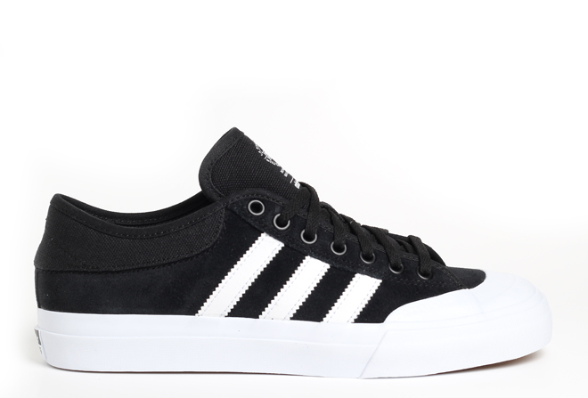 Superior Estimado País  Adidas Matchcourt ADV Core Black / White - Boardvillage