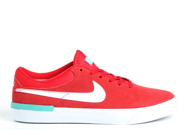 Nike SB Koston Hypervulc University Red / White