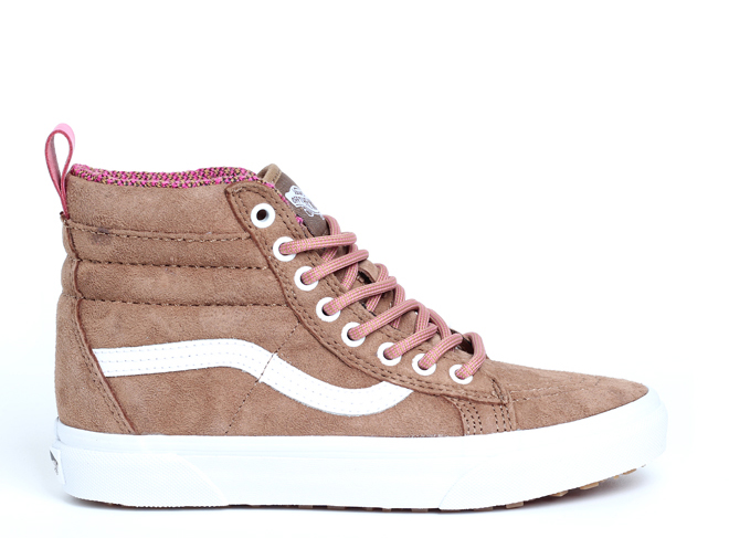 0acd5fa9ed Vans SK8-HI (MTE) Toasted Coconut   True White - Boardvillage