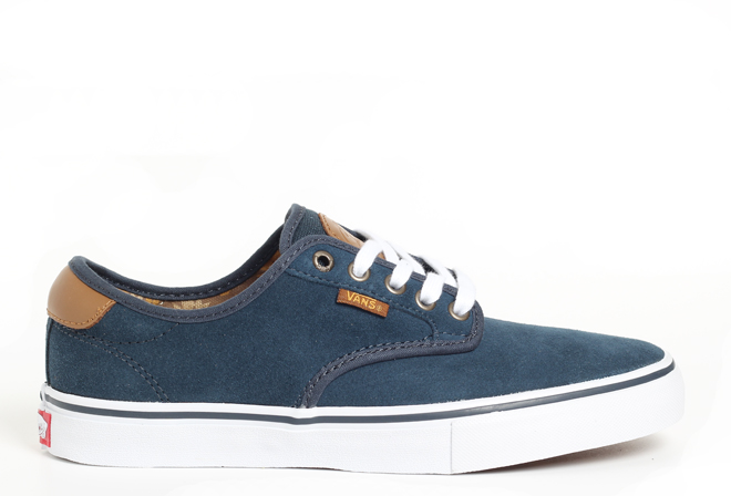 Vans Chima Ferguson Pro Midnight Navy / White