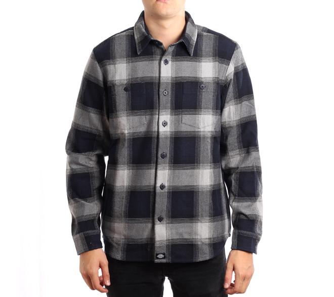 Dickies Evanston Shirt Dark Navy