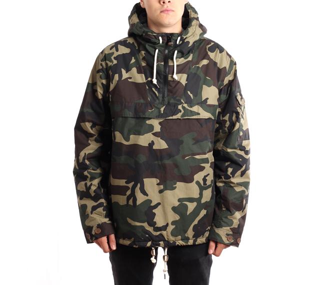Dickies Milford Jacket Camouflage