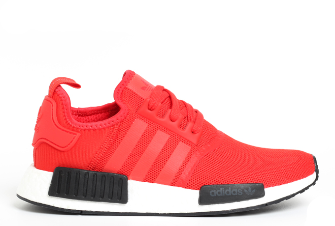 Adidas NMD_R1 Red / Red / White