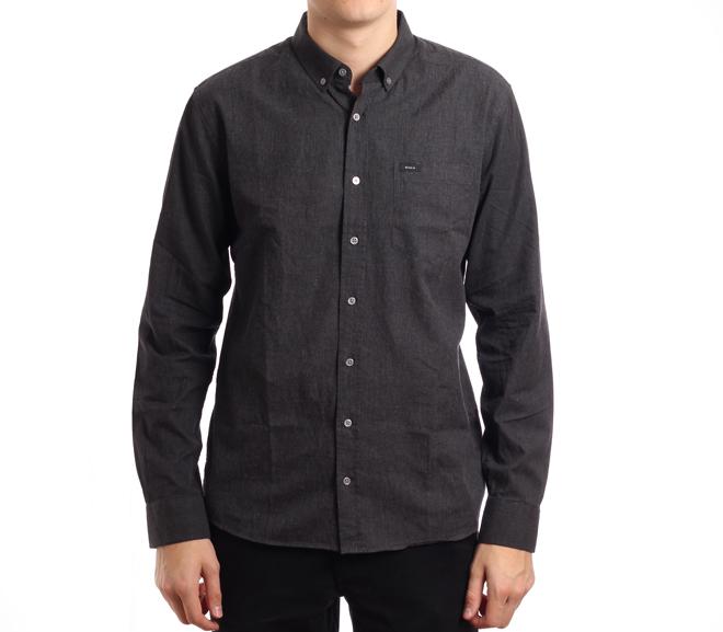 Makia Archipelago Shirt Grey