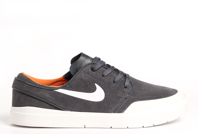 Nike SB Janoski Hyperfeel XT Anthracite / White- Summit White