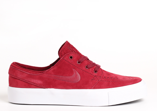 Nike SB Janoski Premium HT Team Red / White